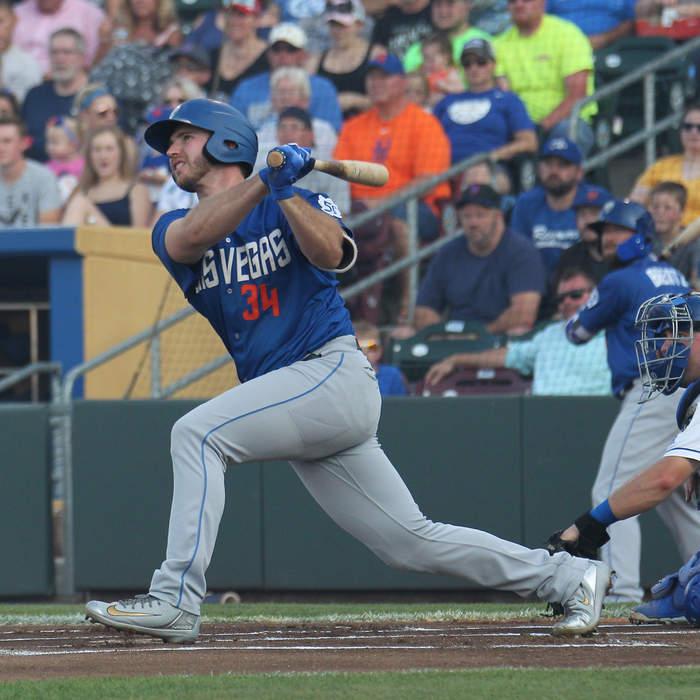 Pete Alonso: American baseball player