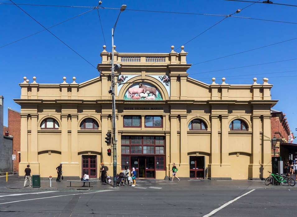 Queen Victoria Market: Open-air street market in Melbourne, Australia
