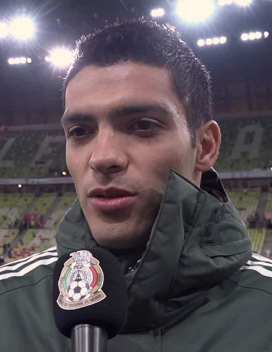 Raúl Jiménez: Mexican association football player