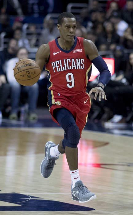 Rajon Rondo: American basketball player