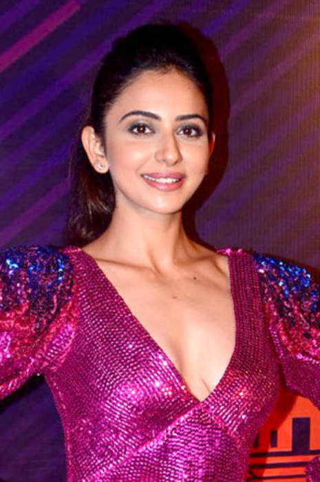 Rakul Preet Singh: Indian actress (born 1990)