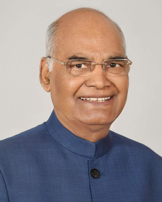 Ram Nath Kovind: 14th and current President of India