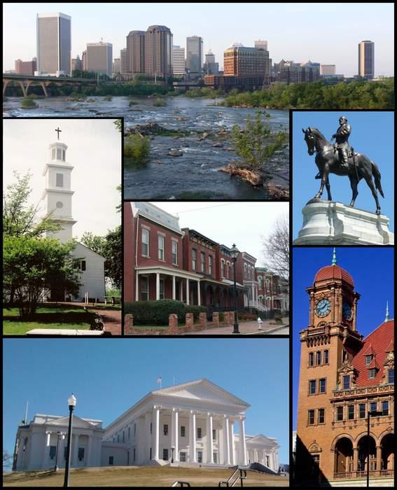 Richmond, Virginia: Capital of Virginia