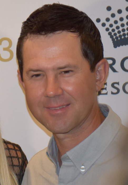 Ricky Ponting: Australian cricketer