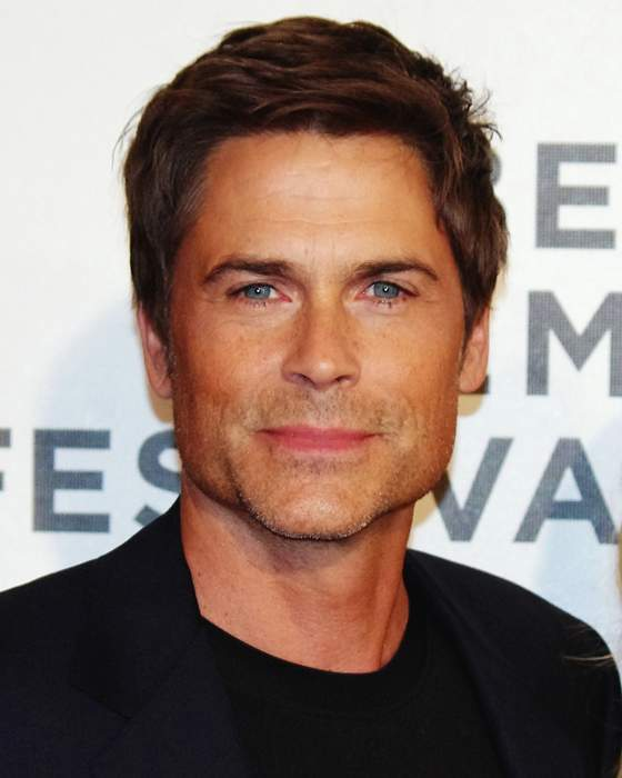 Rob Lowe: American actor, producer, and director