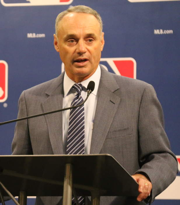 Rob Manfred: 10th commissioner of Major League Baseball