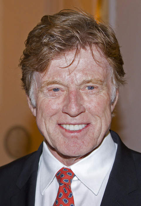 Robert Redford: American actor and film director