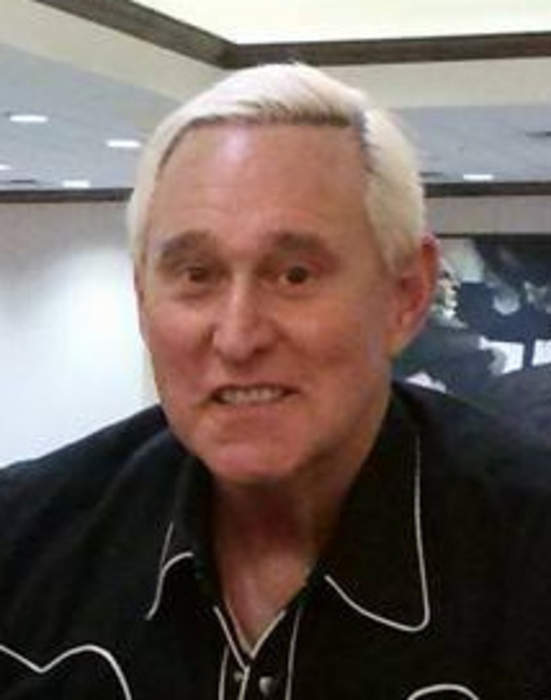 Roger Stone: American political consultant, lobbyist and convicted felon