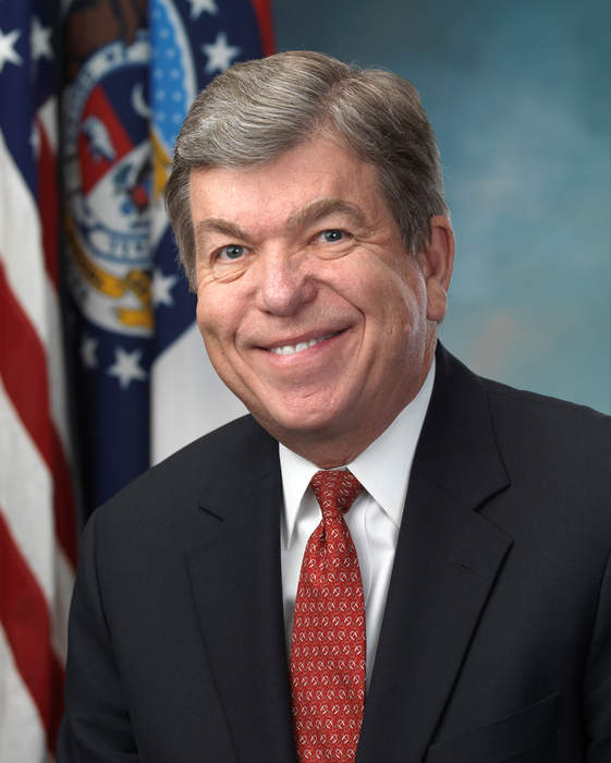Roy Blunt: United States Senator from Missouri