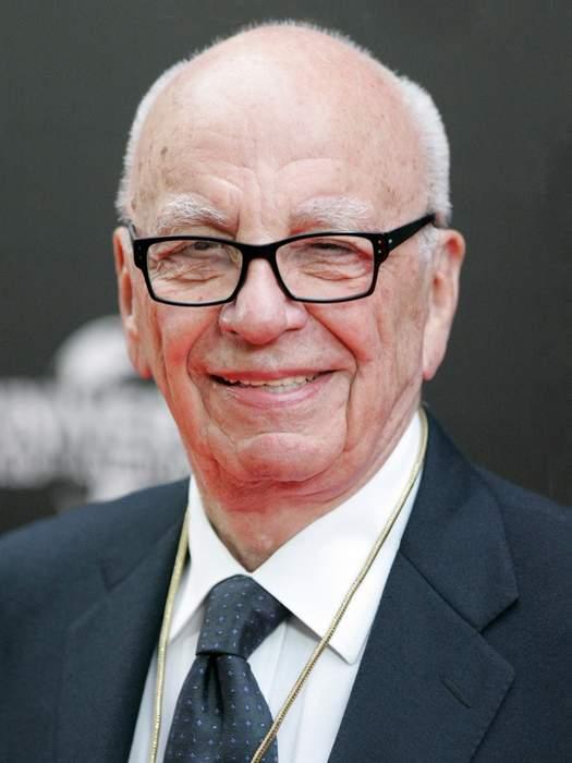 Rupert Murdoch: Australian-born American media mogul