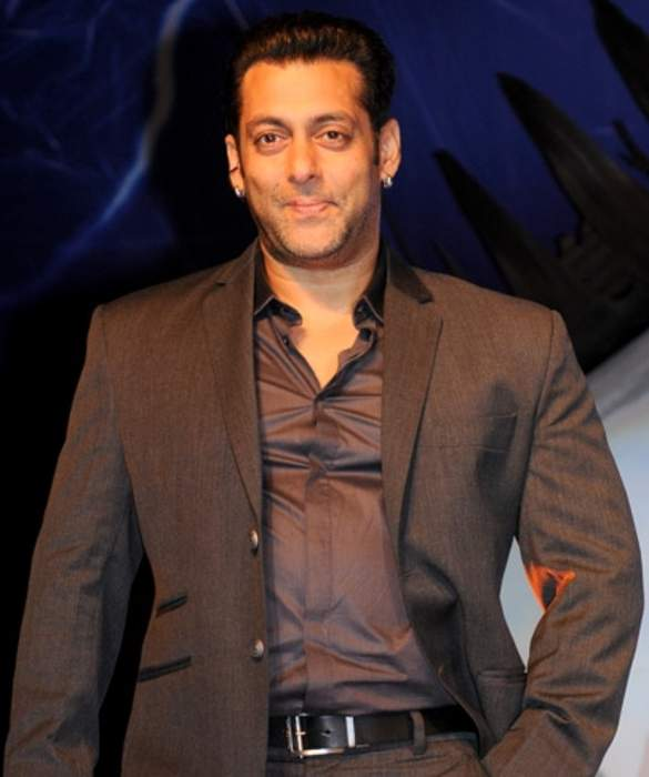 Salman Khan: Indian actor, producer and television personality