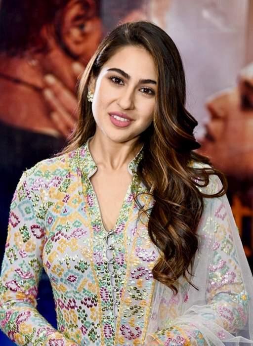 Sara Ali Khan: Indian actress