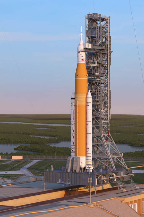 Space Launch System: US Space Shuttle-derived super heavy-lift expendable launch vehicle