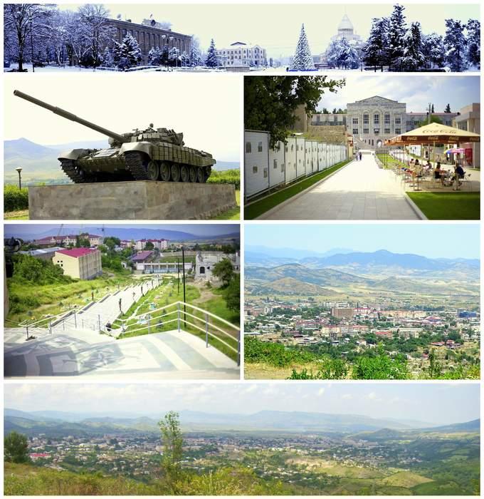 Stepanakert: Capital of Nagorno-Karabakh