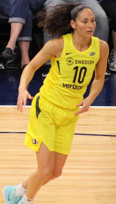 Sue Bird: American basketball player