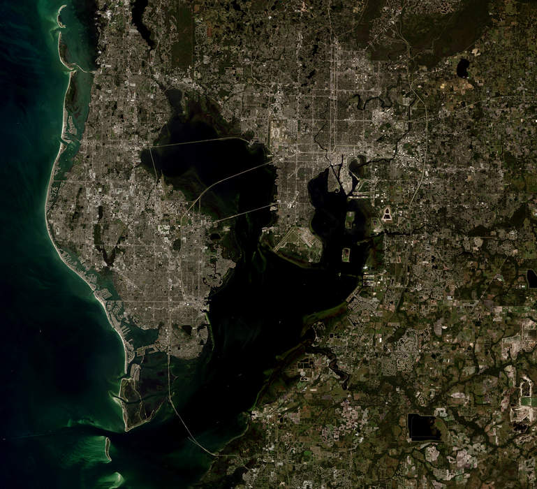 Tampa Bay area: Region in Florida, United States