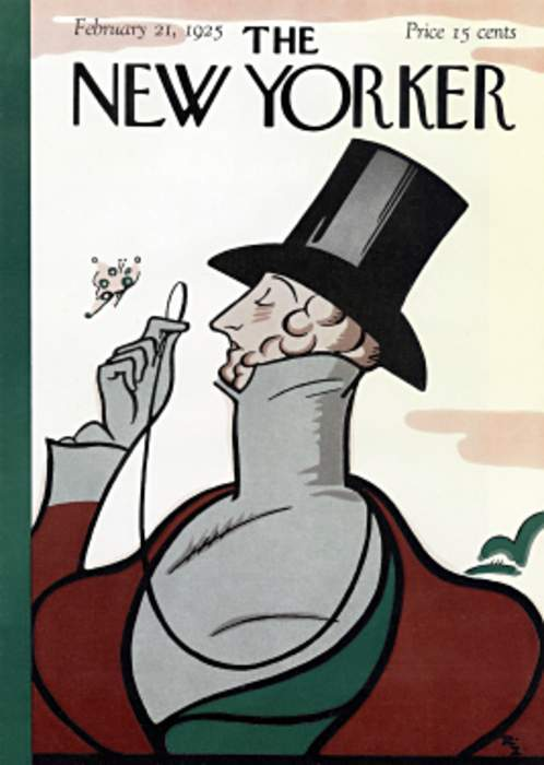 The New Yorker: American weekly magazine
