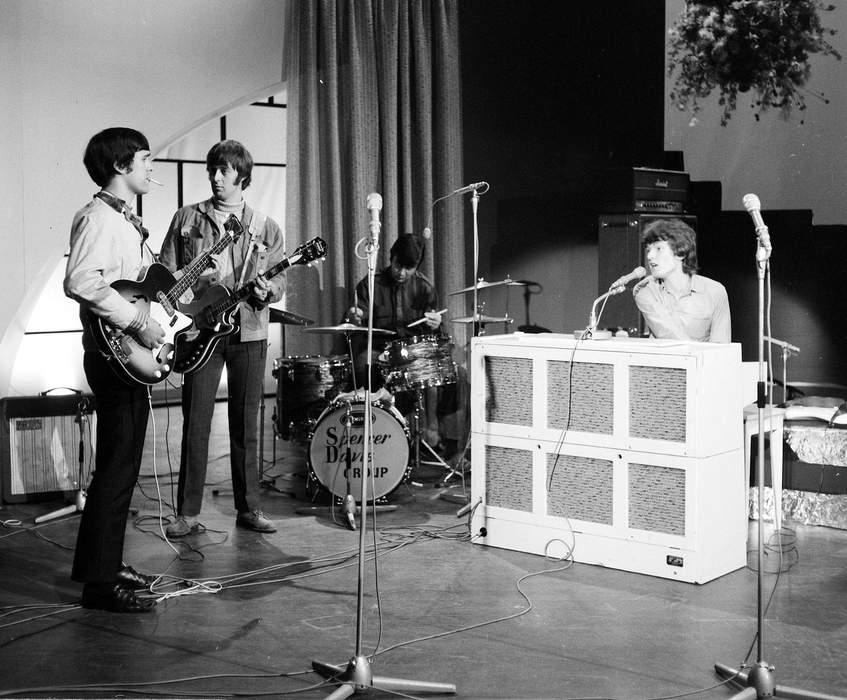 The Spencer Davis Group: British band