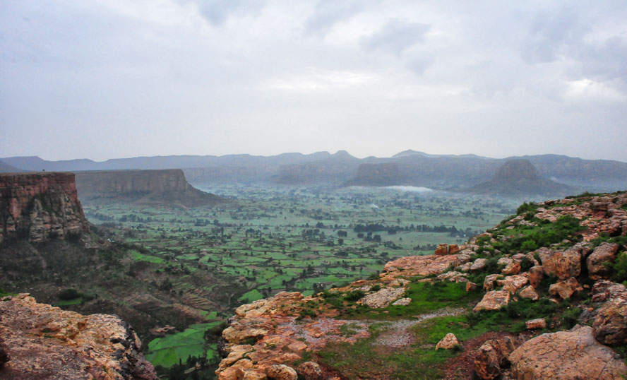 Tigray Region: State in northern Ethiopia