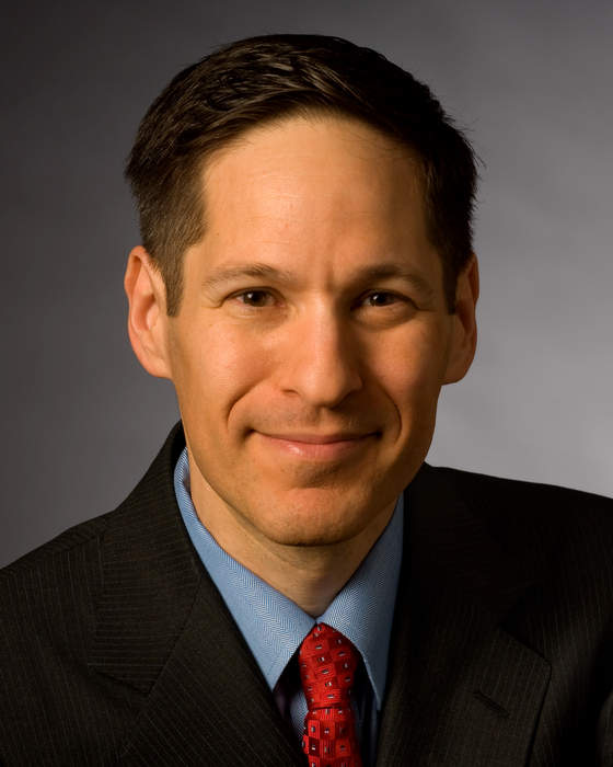 Tom Frieden: American physician