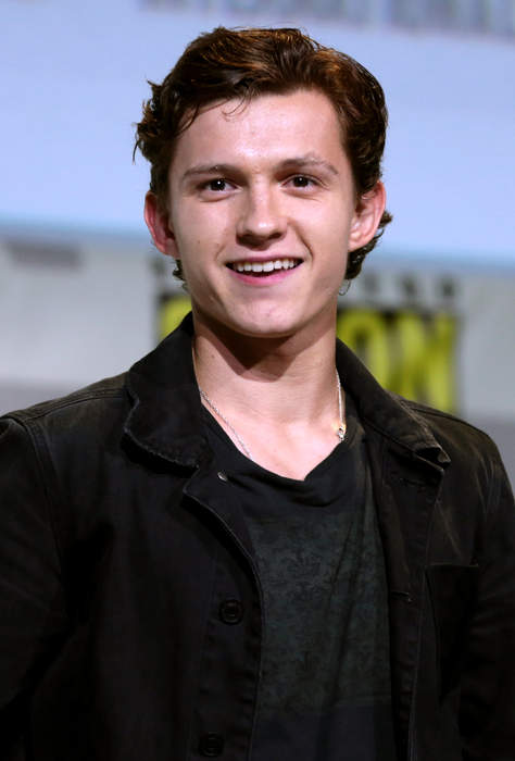 Tom Holland (actor): English actor
