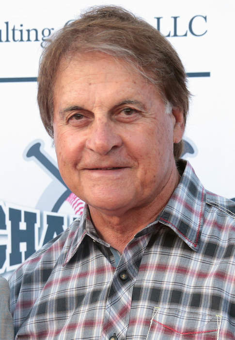 Tony La Russa: American baseball player and manager