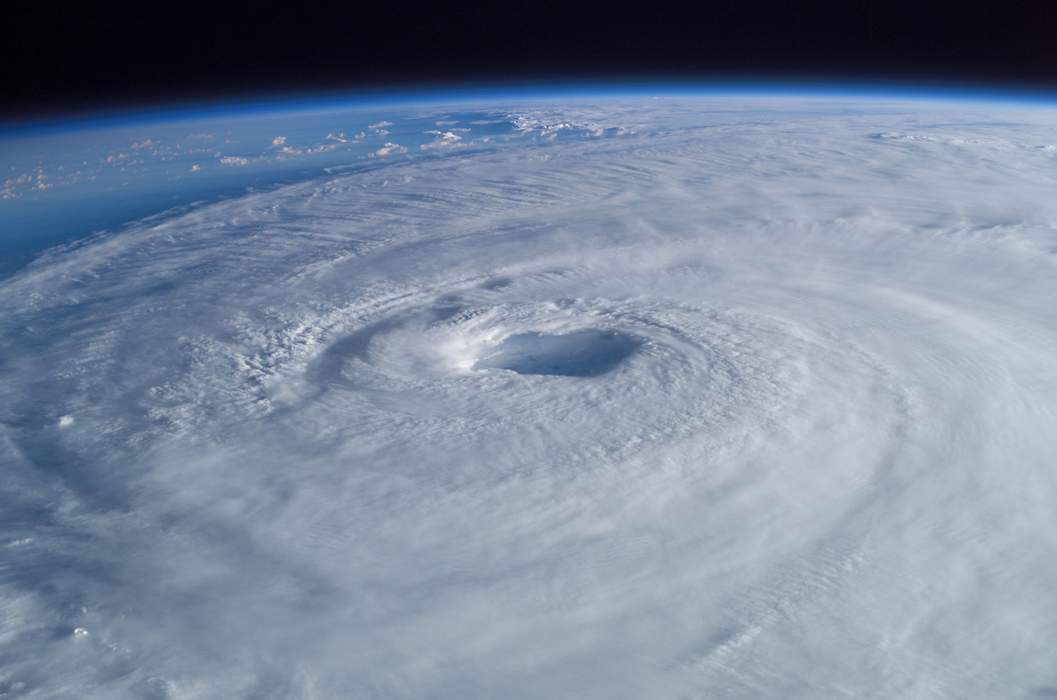 Tropical cyclone: Rotating storm system with a closed, low-level circulation
