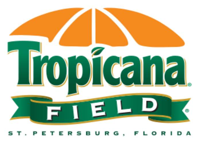 Tropicana Field: Baseball stadium in St. Petersburg, FL, USA