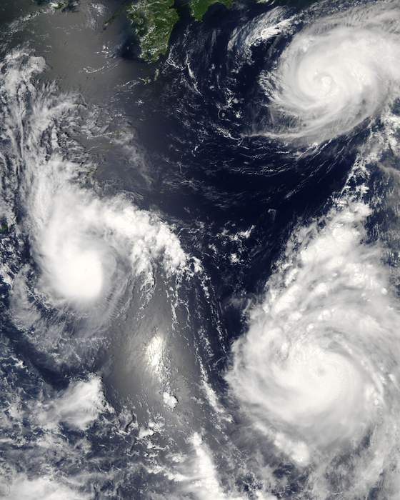Typhoon: Type of tropical cyclone that develops in the Northern Hemisphere