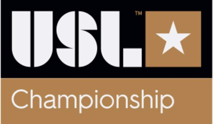 USL Championship: Professional soccer league in the United States