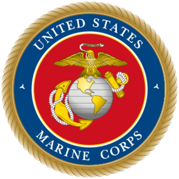 United States Marine Corps: Maritime land forces service branch of the United States Armed Forces