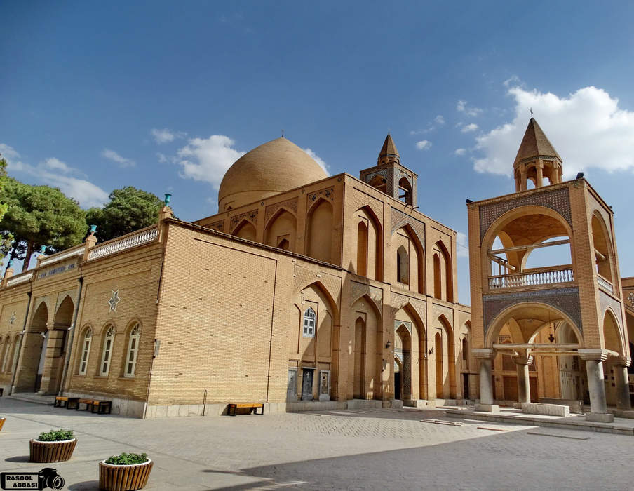 Vank Cathedral: