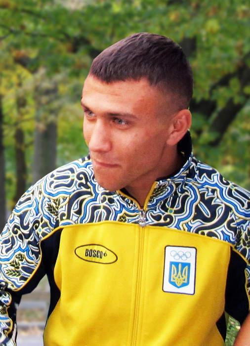 Vasyl Lomachenko: Ukrainian boxer