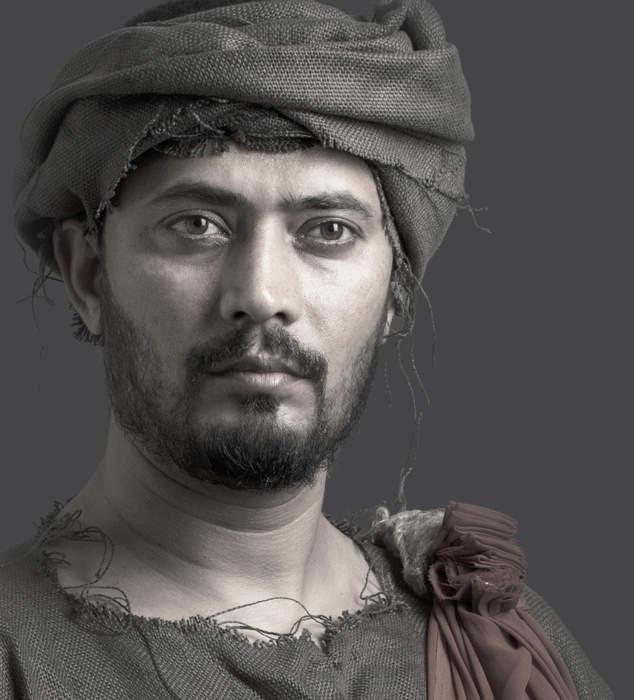 Wajid Khan (artist): Indian artist
