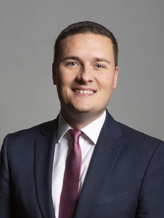 Wes Streeting: British Labour politician