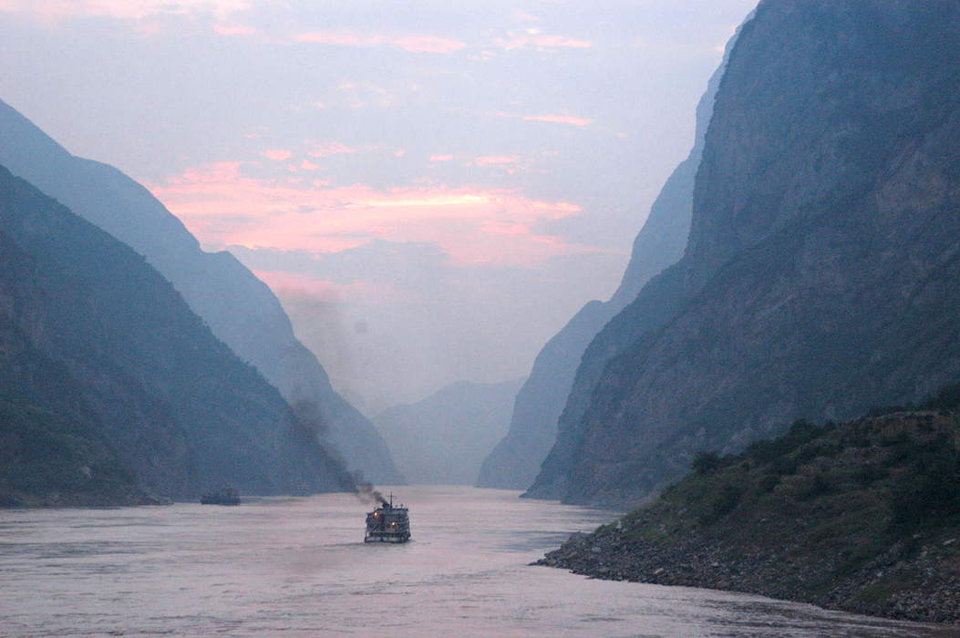 Yangtze: Longest river in Asia and China