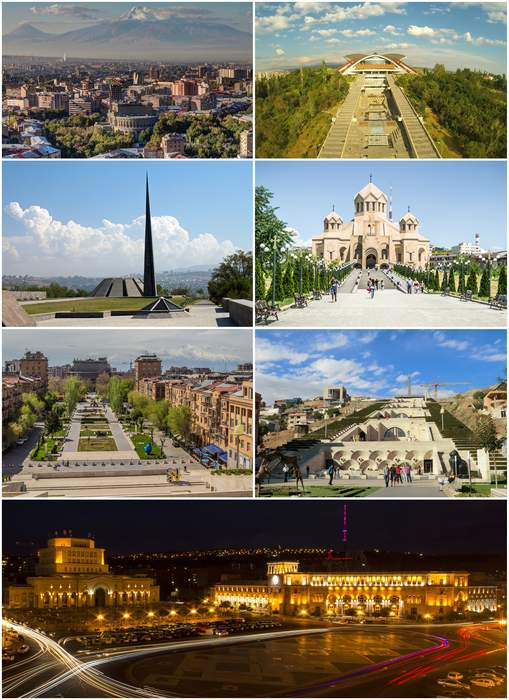 Yerevan: Capital of Armenia